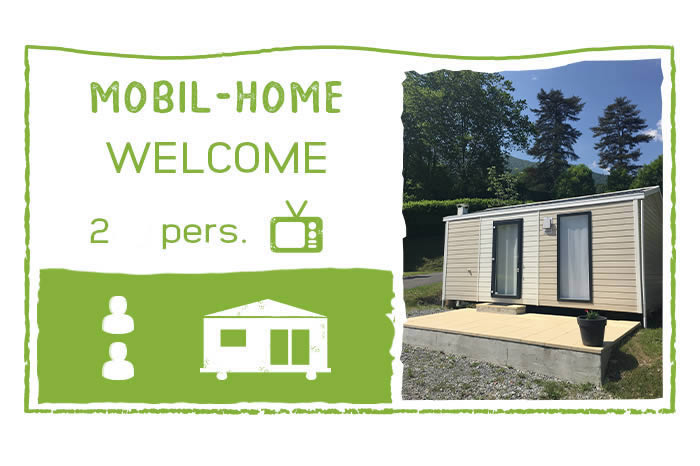 Mobil-home WELCOME